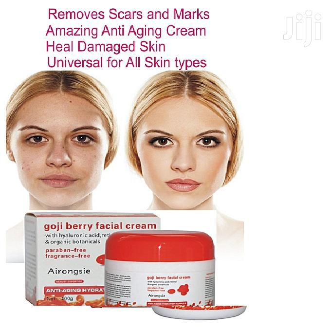 Goji Cream is 100% Solution for Your skin problem Once 2021